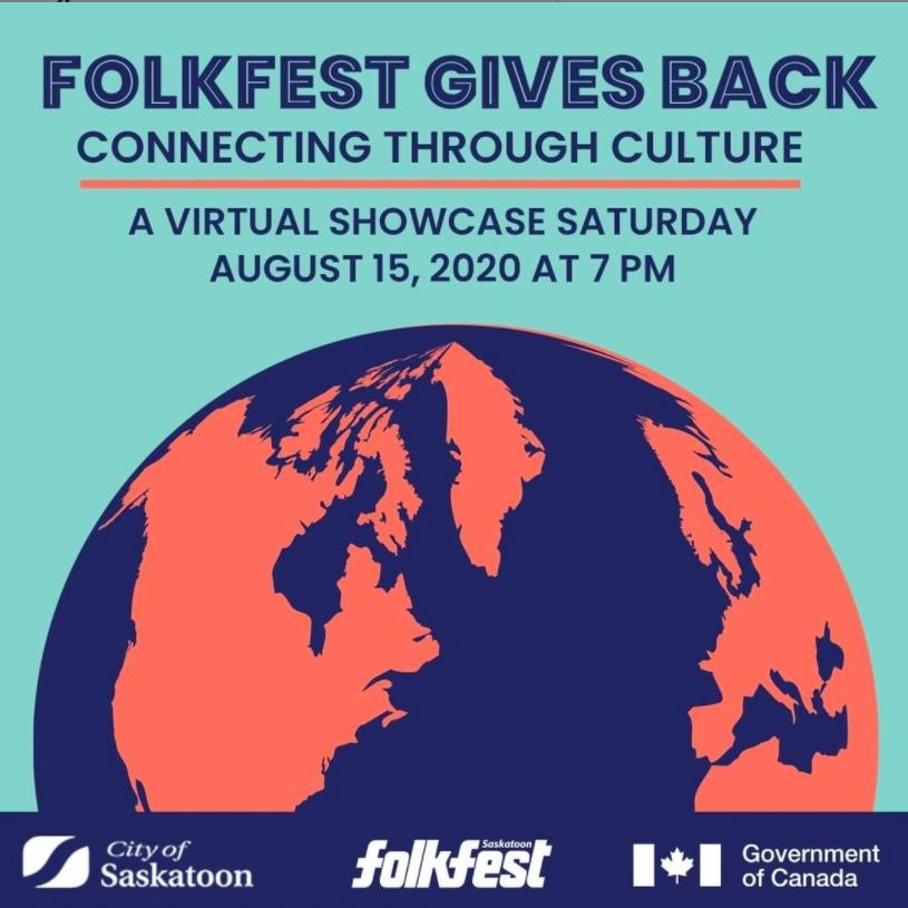 Folkfest virtual event